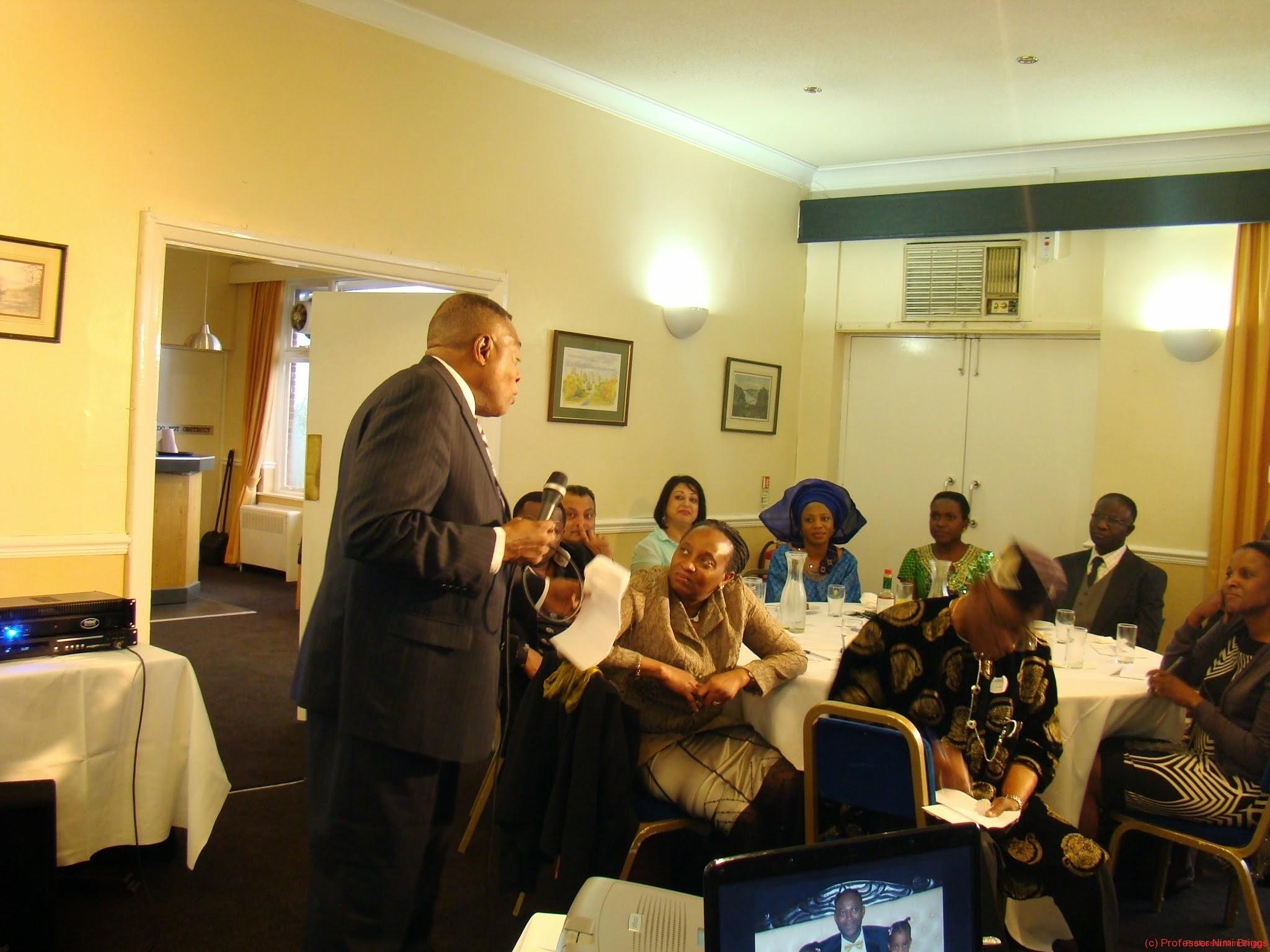 Interactive Evening with Prof Briggs in Leeds UK 251(1)