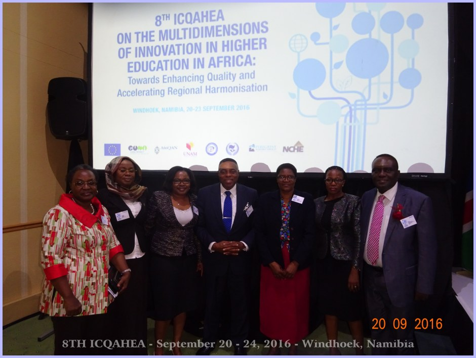 8th International Conference and Workshop on Quality Assurance in Higher Education in Nigeria Communique