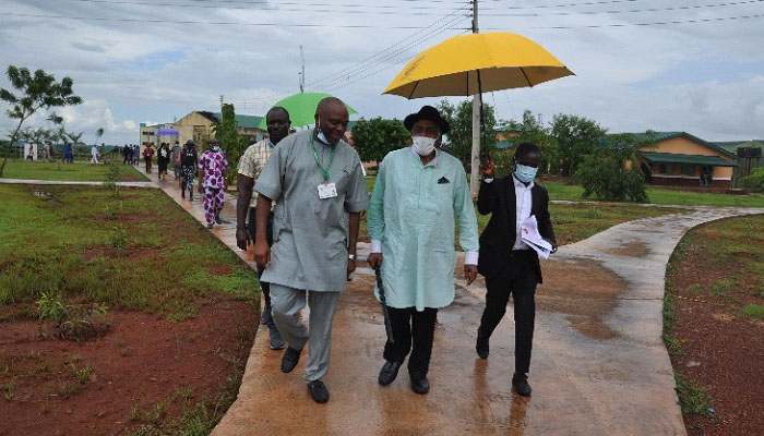 AE-FUNAI Receives New Pro-Chancellor in Grand Style